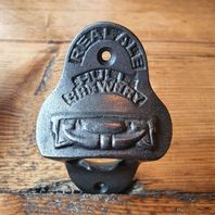 Wall Mounted Bottle Opener Real Ale Brewery